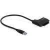 DELOCK Converter USB 3.0 to SATA 6 Gb/s