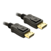 DELOCK Displayport M/M video jelkábel 2m