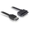 DELOCK eSATAp - Micro SATA 16 tűs kábel 0,5m