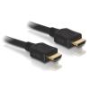 DELOCK HDMI M/M video jelkábel 1.8m High Speed fekete