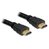 DELOCK HDMI male/male 4K 20m fekete kábel