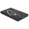 """DELOCK Külső Ház 2.5"""" USB 3.0 / SATA3 (9.5mm-ig) (DL42537)"""
