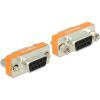 DELOCK Sub-D 9pin F/F adapter