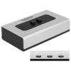 DELOCK Switch HDMI 2 port manual (87663)