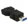 DELOCK USB 3.0 adapter 19 pin (F) - Type-A (M)