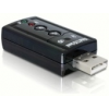 DELOCK USB Hang Adapter 7.1