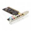 DELOCK USB Hangkártya 7.1