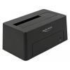 DELOCK USB Type-C? 3.1 Dokkoló Állomás 1 x SATA HDD / SSD számára