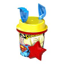 Dema Stil Superman közepes homokozó készlet, 5 részes homokozójáték