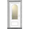DERBY 2 Műanyag bejárati ajtó 90x210 cm
