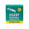 Derby razor blades Derby single edged borotvapenge (100db-os doboz)