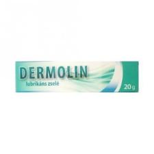 Dermolin LUBRIKÁNS ZSELÉ (20g) intim higiénia