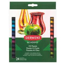 """Derwent Olajpasztell kréta,  """"Academy"""", 24 különböző szín kréta"""