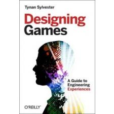 Designing Games – Tynan Sylvester idegen nyelvű könyv