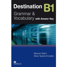 Destination B1. Student's Book – Malcolm Mann, Steve Taylore-Knowles idegen nyelvű könyv