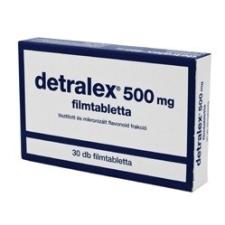 Detralex 500 mg filmtabletta 30x táplálékkiegészítő
