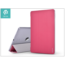 Devia Apple iPad 9.7 (2017/2018) védőtok (Smart Case) on/off funkcióval - Devia Light Grace - pink tablet tok