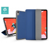 Devia Apple iPad Pro 11 (2018) védőtok (Smart Case) Apple Pencil tartóval - Devia Leather Case V2 - blue