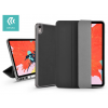 Devia Apple iPad Pro 12.9 (2018) védőtok (Smart Case) Apple Pencil tartóval - Devia Leather Case V2 - black