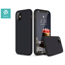 Devia Apple iPhone 11 Pro szilikon hátlap - Devia Nature Series Case - black tok és táska
