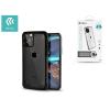 Devia Apple iPhone 11 Pro ütésálló hátlap - Devia Defender 2 Series Case - black