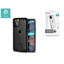 Devia Apple iPhone 11 Pro ütésálló hátlap - Devia Defender 2 Series Case - black tok és táska