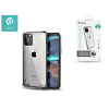 Devia Apple iPhone 11 Pro ütésálló hátlap - Devia Defender 2 Series Case  - clear