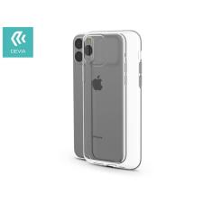Devia Apple iPhone 11 szilikon hátlap - Devia Naked Series Case - transparent tok és táska