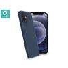 Devia Apple iPhone 12 Mini szilikon hátlap - Devia Nature Series Case - blue