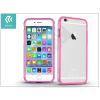 Devia Apple iPhone 6/6S hátlap - Devia Classic Bumper - pink