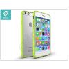 Devia Apple iPhone 6/6S hátlap - Devia Hybrid - lemon green
