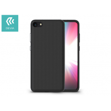 Devia Apple iPhone 7/iPhone 8/SE 2020 ütésálló hátlap - Devia Kimkong Series Case - black tok és táska
