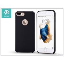 Devia Apple iPhone 7 Plus hátlap - Devia Ceo - black tok és táska