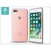 Devia Apple iPhone 7 Plus szilikon hátlap - Devia Naked - rose gold