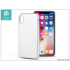 Devia Apple iPhone X hátlap - Devia Ceo 2 - white