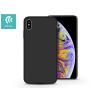 Devia Apple iPhone X/XS hátlap - Devia Nature - fekete