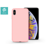 Devia Apple iPhone X/XS hátlap - Devia Nature - pink