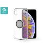 Devia Apple iPhone XS Max hátlap - Devia Grip - transparent