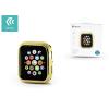 Devia Apple Watch 4 védőtok - Devia Dazzle Gold-Plated Series 44 mm - arany