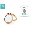Devia Devia ring holder/szelfi gyűrű és kitámasztó - Devia Finger Hold Butterfly - champagne gold