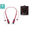 Devia Devia Sport Bluetooth sztereó fülhallgató v4.1 - Kucky Neckband - red