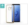Devia Samsung G960F Galaxy S9 hátlap - Devia Glitter Soft - champagne gold