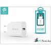 Devia ST300189 Smart 2.1A univerzális USB fehér hálózati töltő