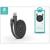 Devia USB - micro USB adat- és töltőkábel 80 cm-es vezetékkel - Devia Ring Y1 Cable for Android 2.4 - black