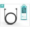 Devia USB Type-C - Lightning adat- és töltőkábel 1 m-es vezetékkel - Devia King 90 Double Angled Cable Type-C 2.4 to Lightning - black