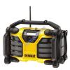DeWalt   1+2 Év Garancia! DEWALT XR Li-Ion DAB Rádió/Töltő DCR017-QW