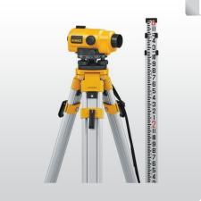 Dewalt DW096PK-XJ Dewalt optikai szintezőkészlet mérőműszer