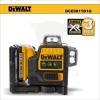 DeWalt,Original FLEX Lézerszintező, kereszt 30 m 360° DeWalt (DCE0811D1G)