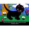 Diafilm Cikicakk, a fekete cica