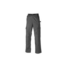 DICKIES IN30030 Industry 300 szürke/fekete vastag férfi nadrág 54